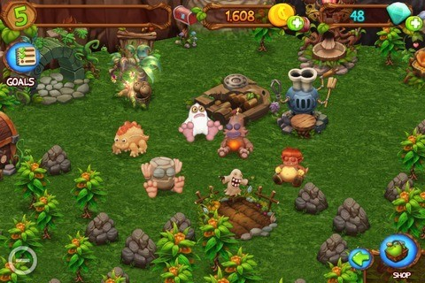 My Singing Monsters -Look at Those Adorable Musical Critters