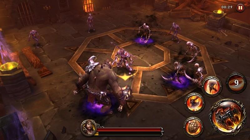 Eternity Warriors - Arena