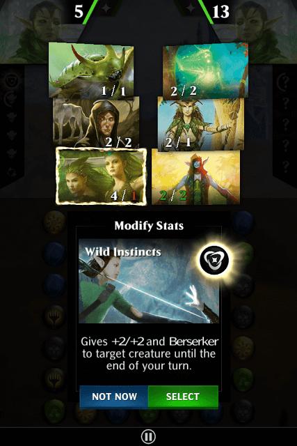 Magic the Gathering Card Deck