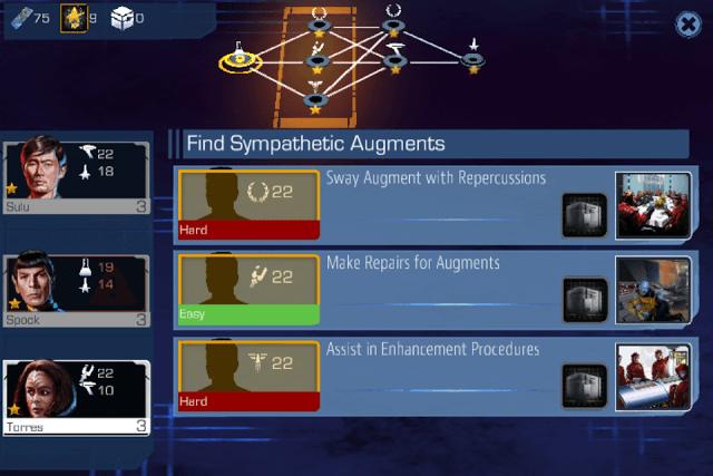 Matching Skill Icons