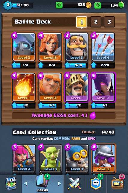 How to Build Your Own Battle Deck in Clash Royale
