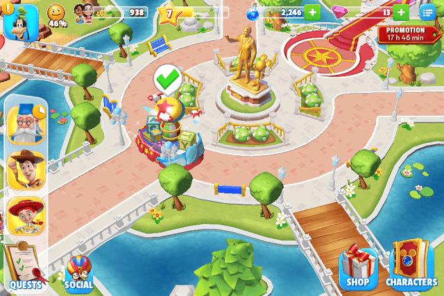 The Glorious Themepark