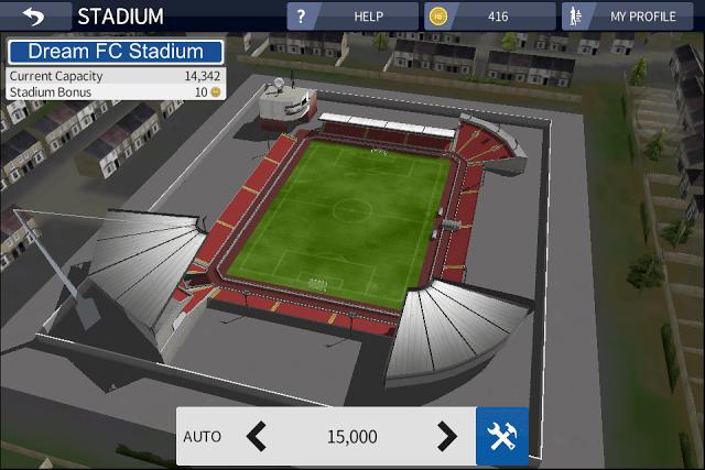 Upgrade Your Stadium