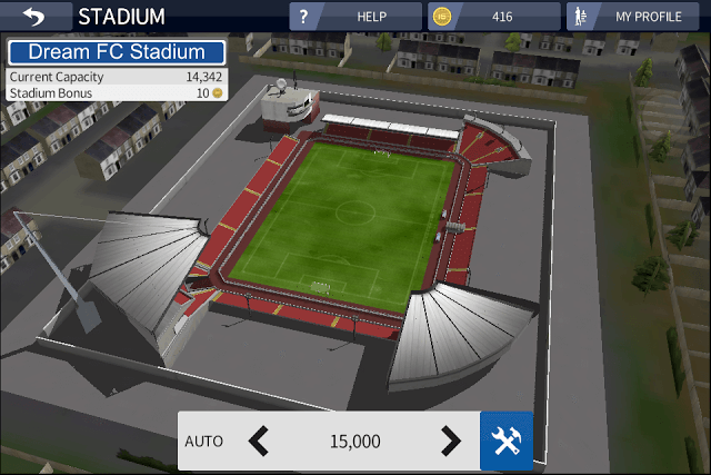 Upgrade Your Stadium