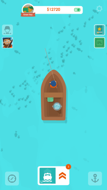 Hooked Inc Fisher Tycoon - School of Fish
