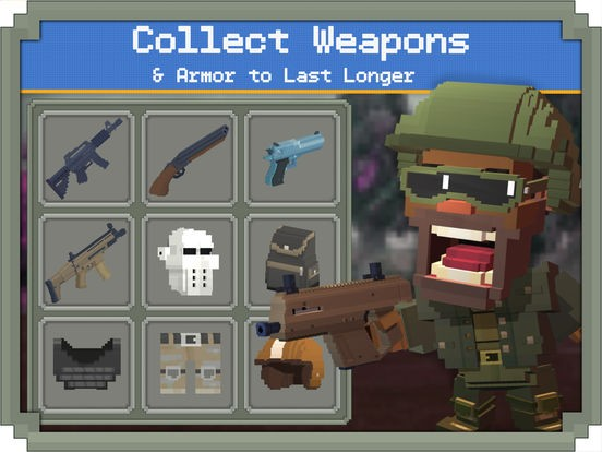 Select the best Weapons