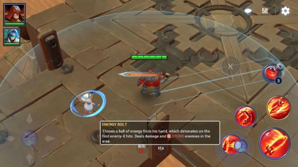 Bounty Hunter's Skill Range