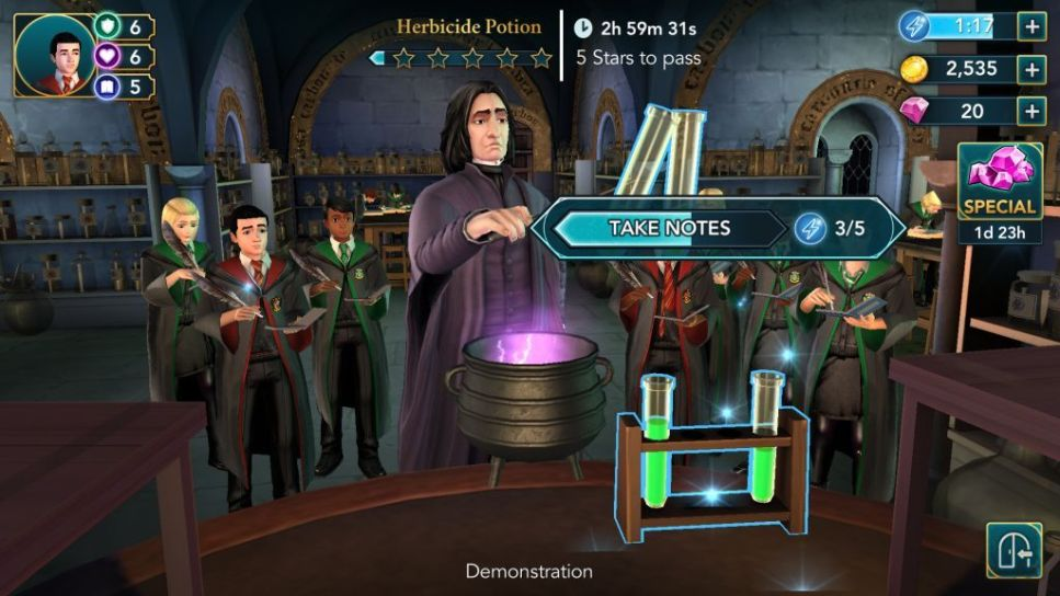 Harry Potter: Hogwarts Mystery Guide to Earning House Points