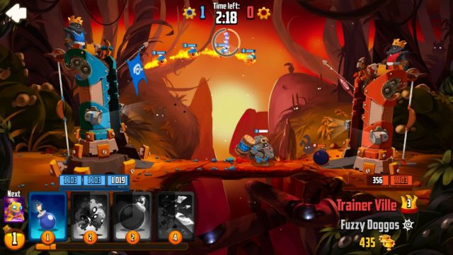 Badland Brawl Practice Mode