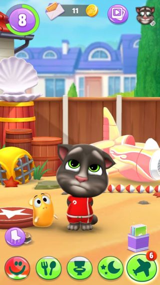 How to Play My Talking Tom 2: Walkthrough, Tips and Hints