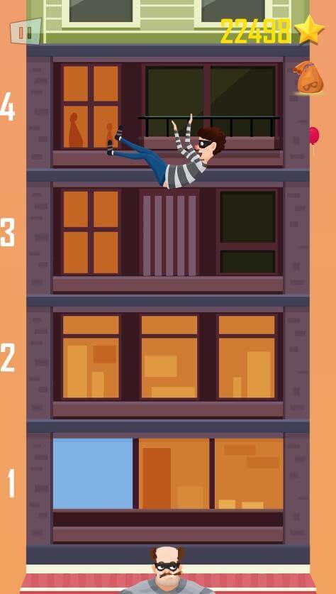 Buddy Thief Game Mode