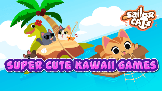 10 Super Adorable and Kawaii Games on Android