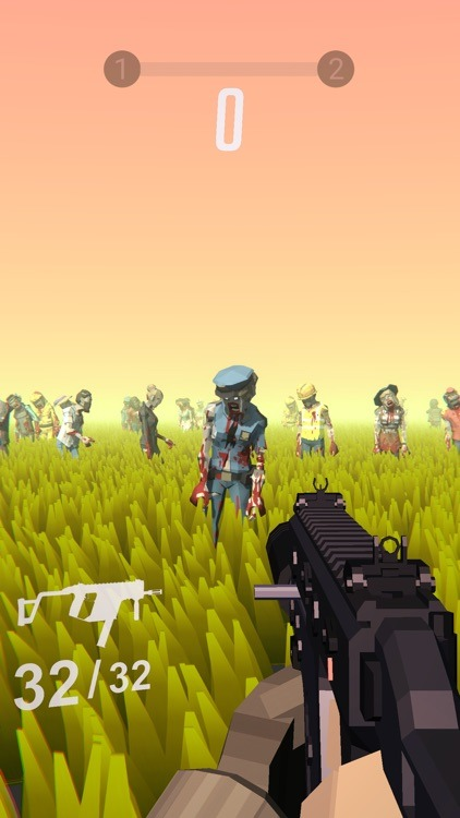 Zombie Royale - Take Down Multiple Zombies