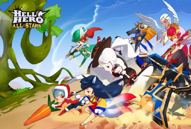 More heroes to play with in the Updated Hello Hero All Stars