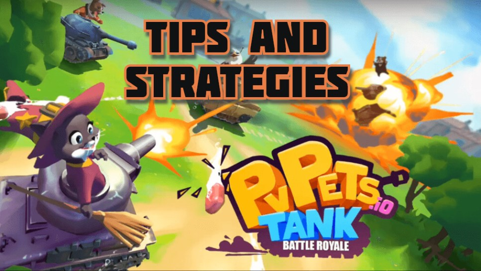 PVPets Tank Battle Royale