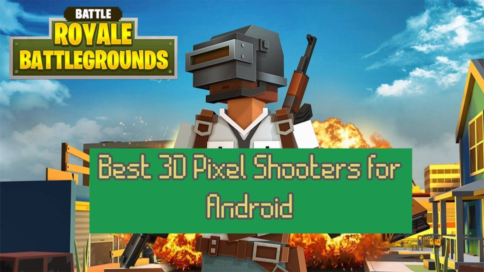 Best Pixel Shooting Games for Android