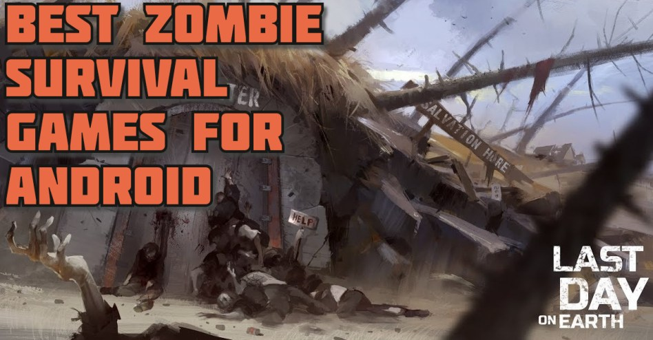 Best zombie survival games for Android