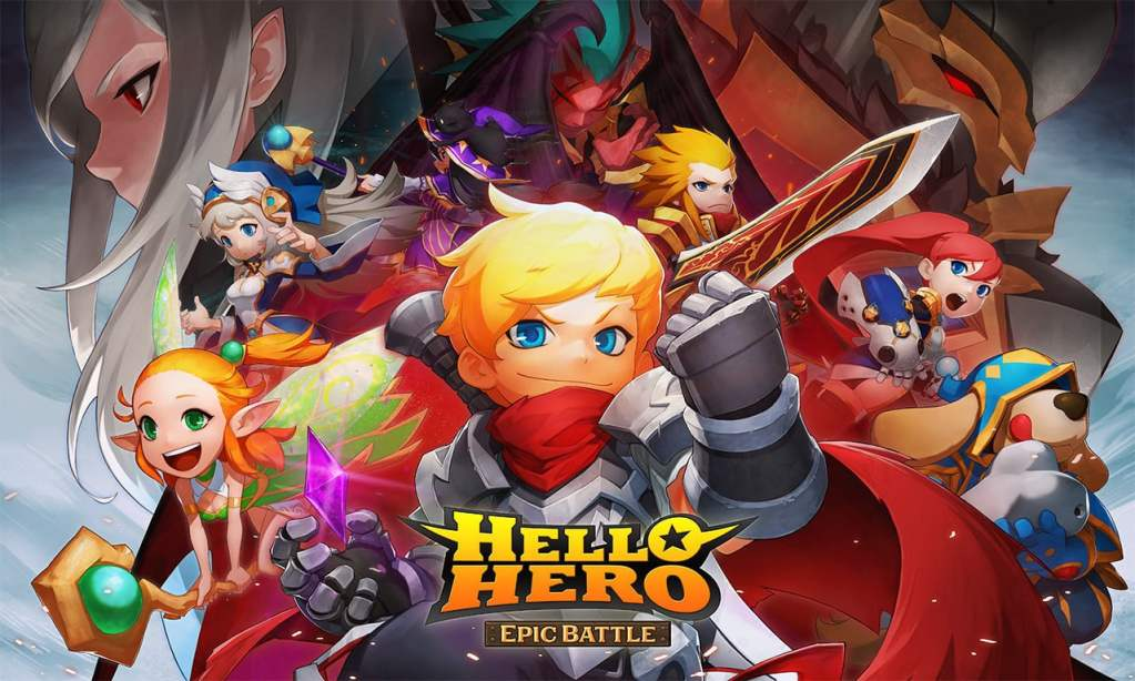 Hello Hero Epic Battle Latest Update
