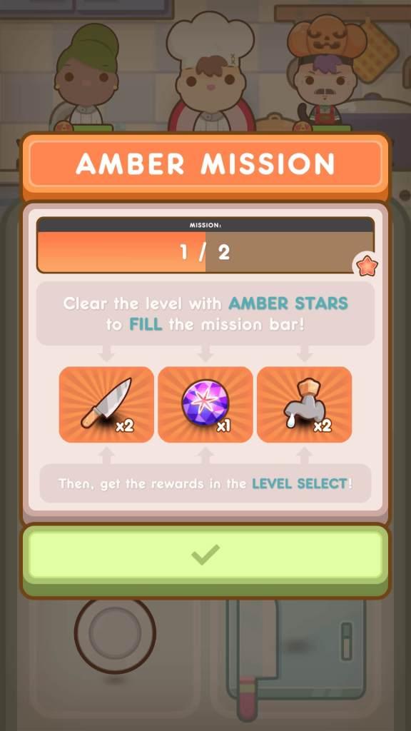 Amber Mission.
