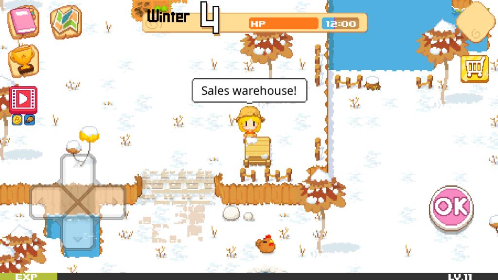 Sales Warehouse