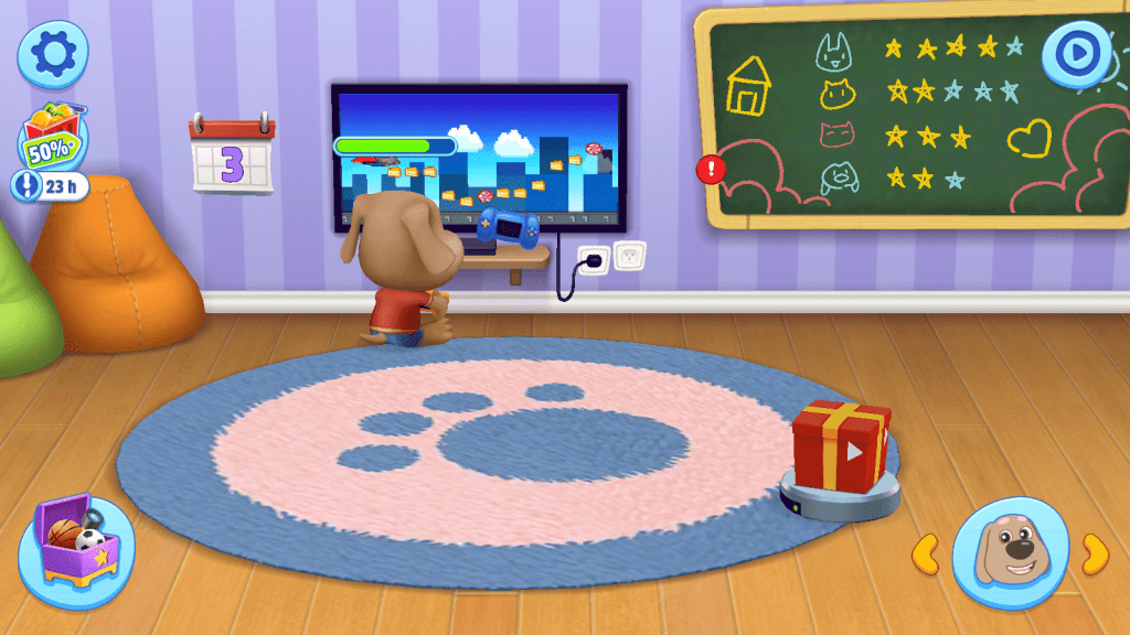 Tap o Smart TV to Play Games