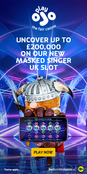 The Masked Singer UK slot
