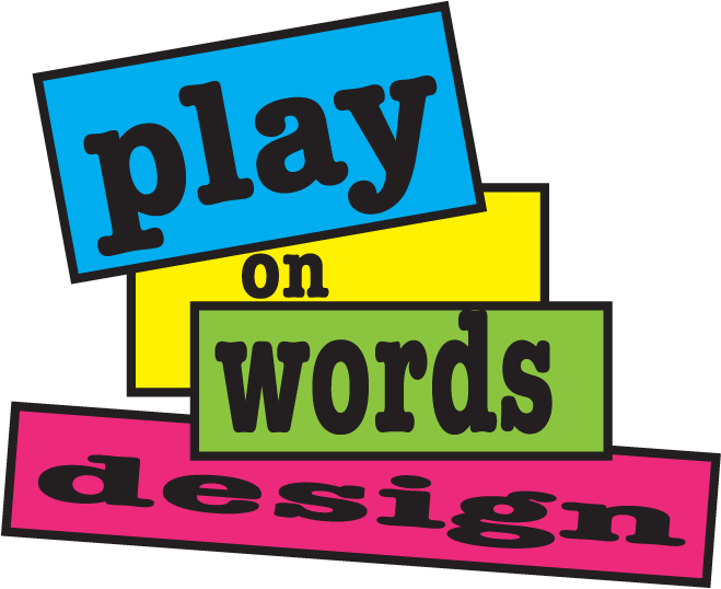 Play on Words Design