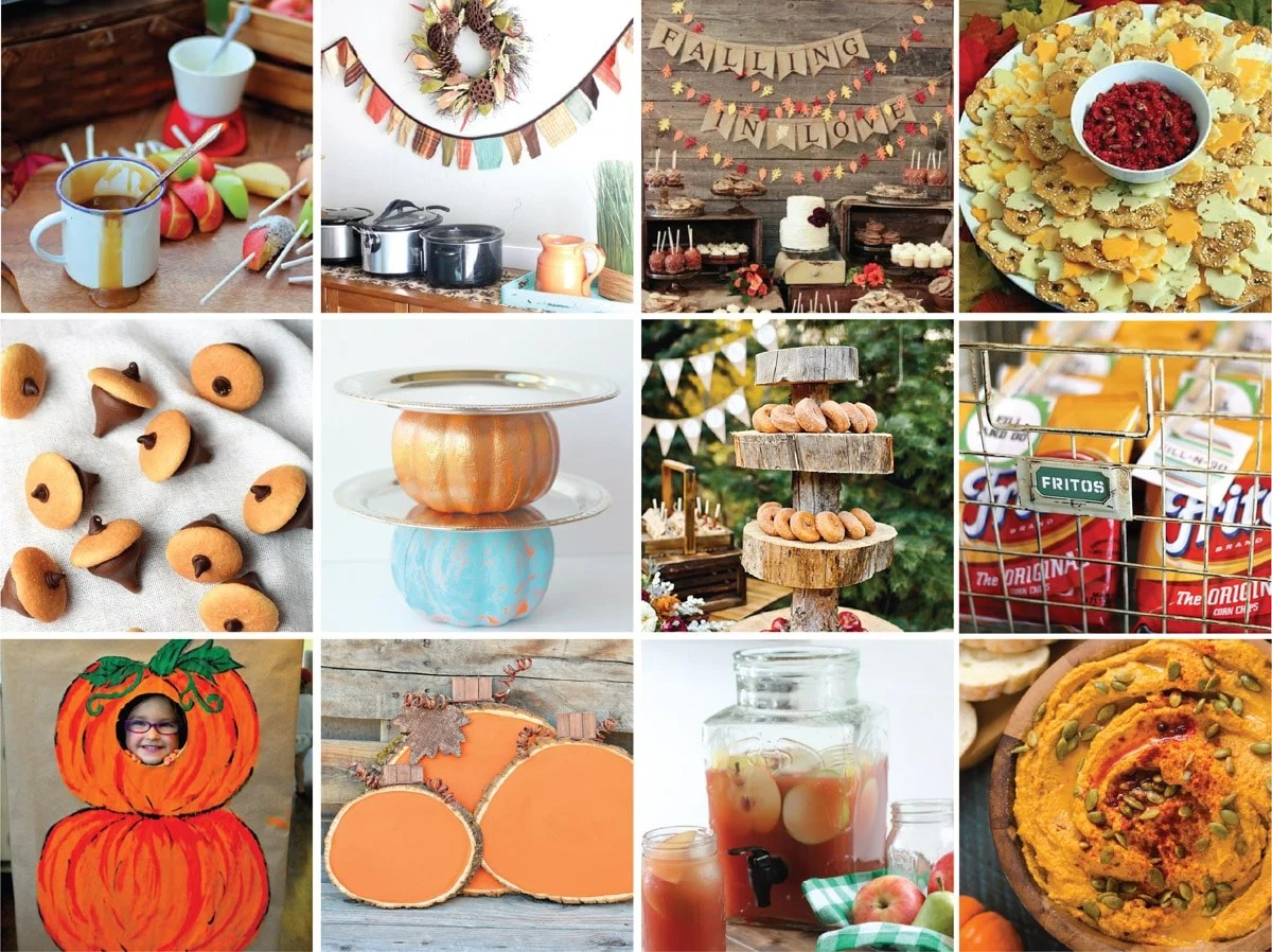 20 amazing fall party