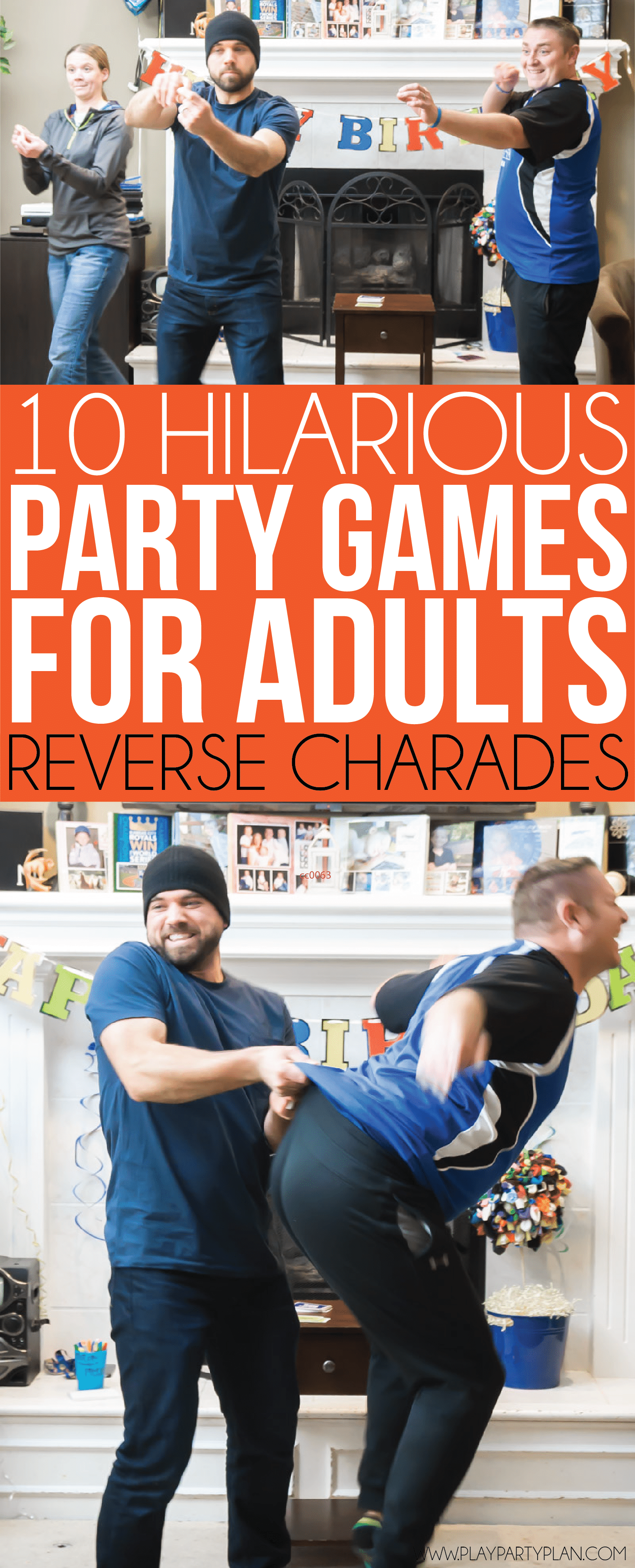 19 Hilarious Party Games For Adults