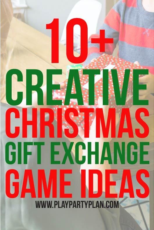 White elephant christmas game gift ideas