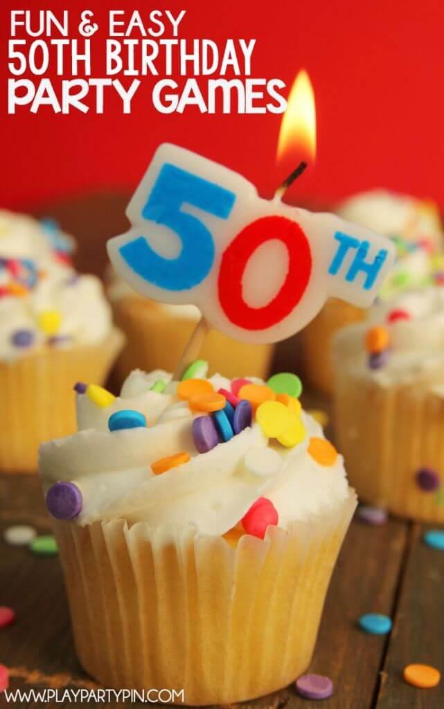 the best 50th birthday