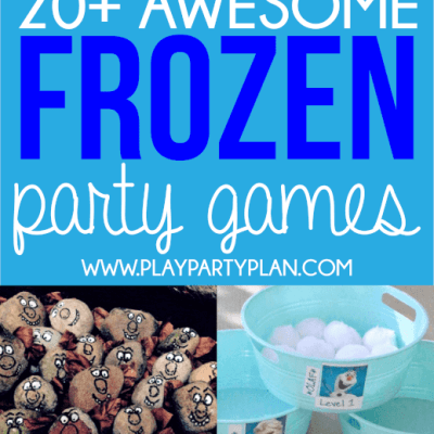 Disney Frozen Games for All Ages