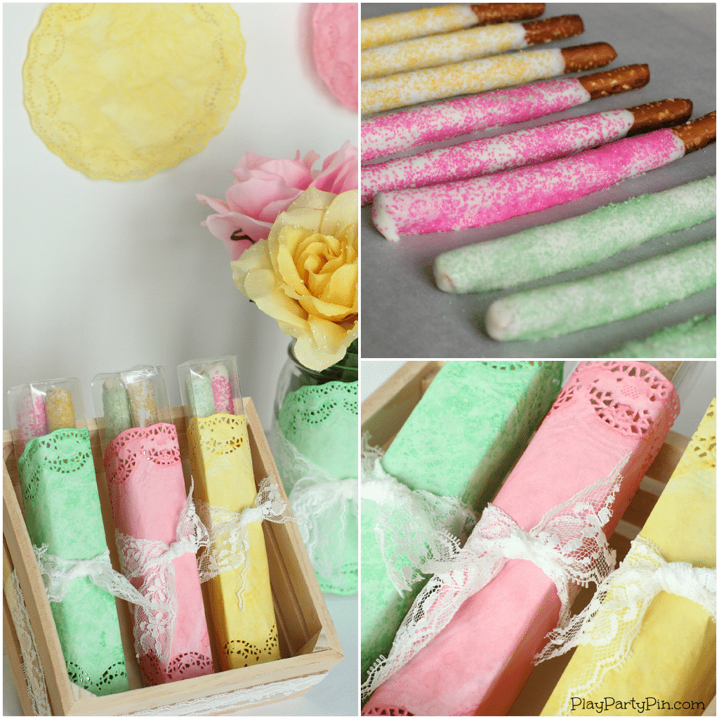 Easy Homemade Baby Shower Gifts