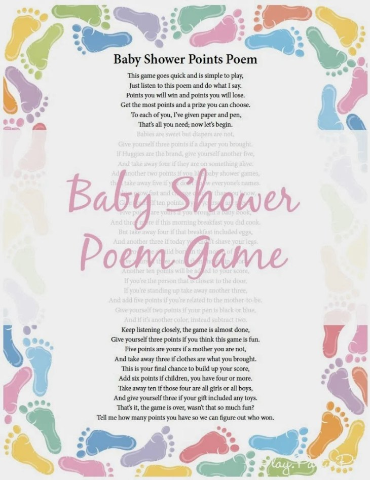 20 MORE hilarious baby shower games with everything from active baby shower  games to printable baby