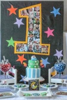 Pajama Time 1st Birthday Party Ideas