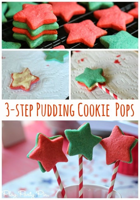 Make these simple cookie sandwiches this summer using Snack Pack pudding instead of ice cream to avoid a melted mess from playpartypin.co