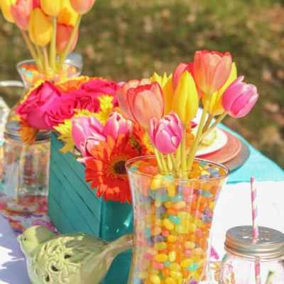 Hooray, It's Spring Party Ideas & Planning Tips