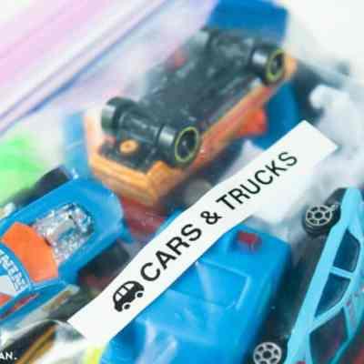 5 Tips to Keep Toys Organized
