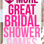 23 More Fun Bridal Shower Games Play Party Plan