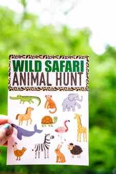 A Super Fun Free Printable Birthday Scavenger Hunt - Play