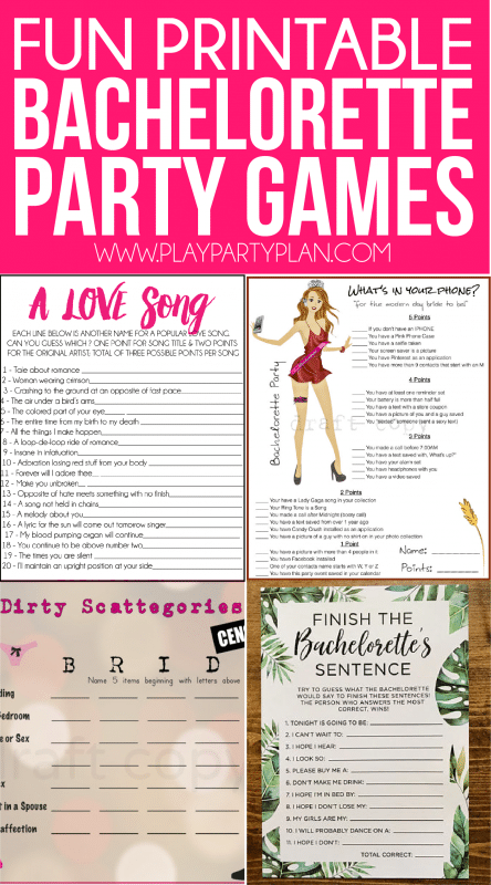 20 hilarious bachelorette party