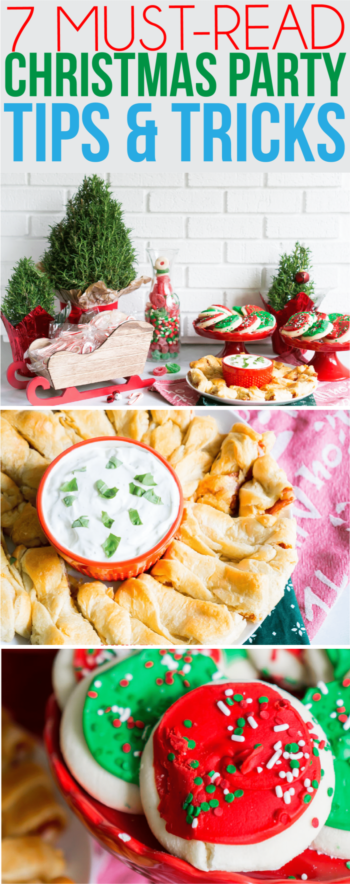 Great Christmas party ideas and tips for hosting
