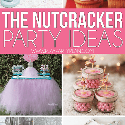 The Nutcracker Party Ideas & The Nutcracker and the Four Realms Trailer