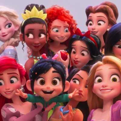 Disney Princesses in Comfy Clothes & Free Shirt Designs