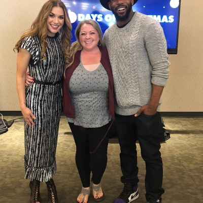 Holiday Magic with Stephen tWitch Boss and Allison Holker