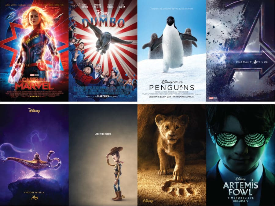 Most Anticipated Disney Movies Coming Out in 2019  Play