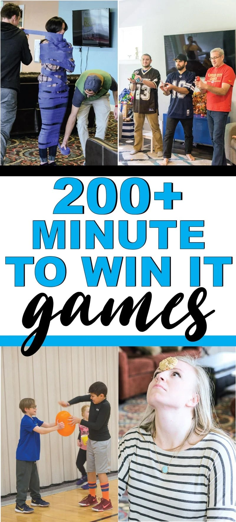 200 hilarious minute to