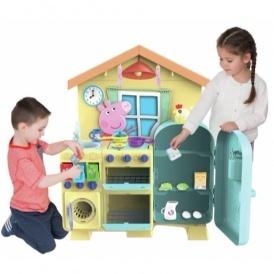 pig kitchen island cart peppa house 49 99 argos