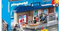 Playmobil Take Along Police Station 15 (was 25) @ Asda ...
