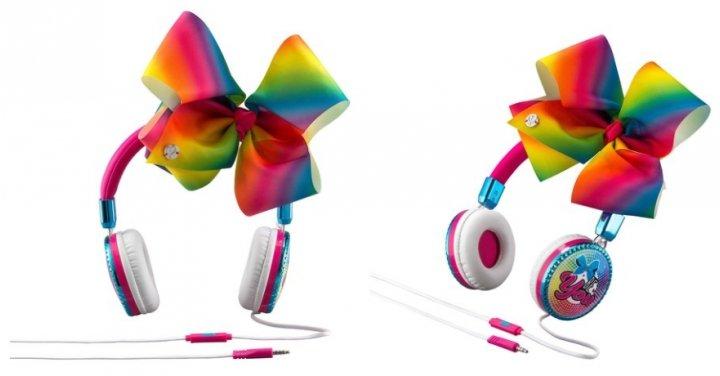 Pre Order JoJo Siwa Bow Fashion Headphones 2499 Smyths